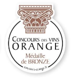 orange bronze